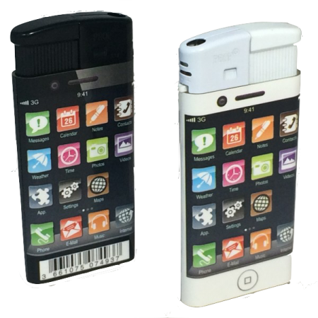 briquet iphone