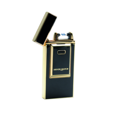 briquet usb silver match